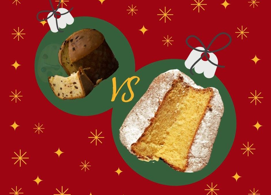 The sweetest fight: Pandoro or Panettone?