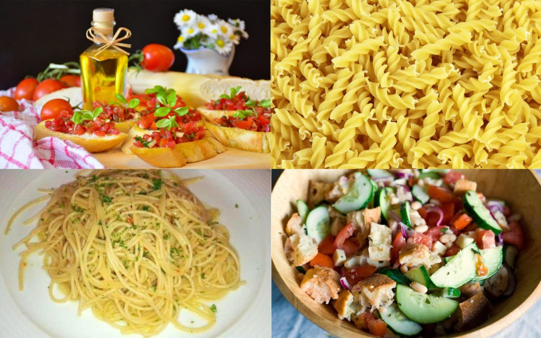 Top 5 Italian recipes so easy it's almost like cheating