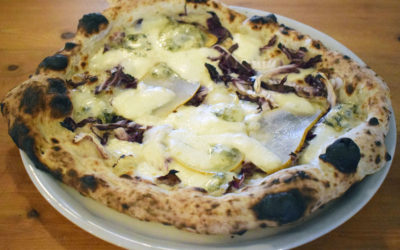 From poverty to luxury: the evolution of pizza