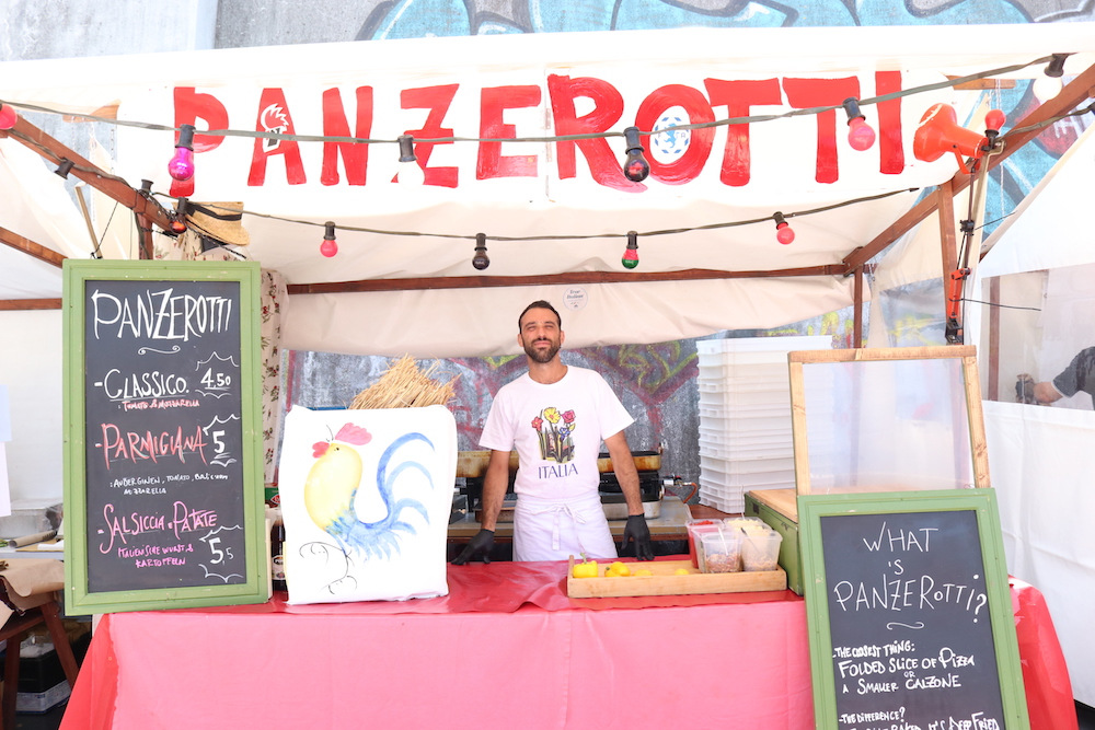 Food news of the week in Berlin: Panzerotti and Ice cream