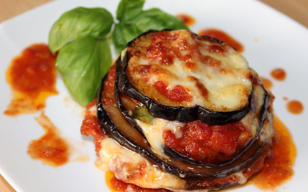The Eggplant Parmigiana: one dish, many versions