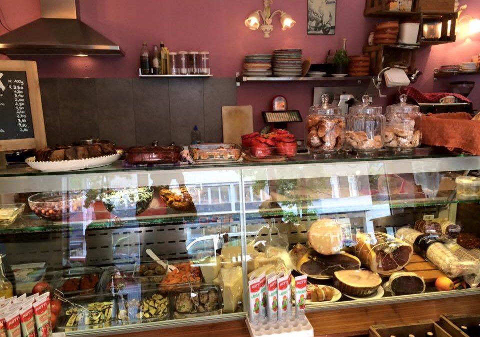 Alimentari Enoteca Salumeria Caffe' Vino Toscano