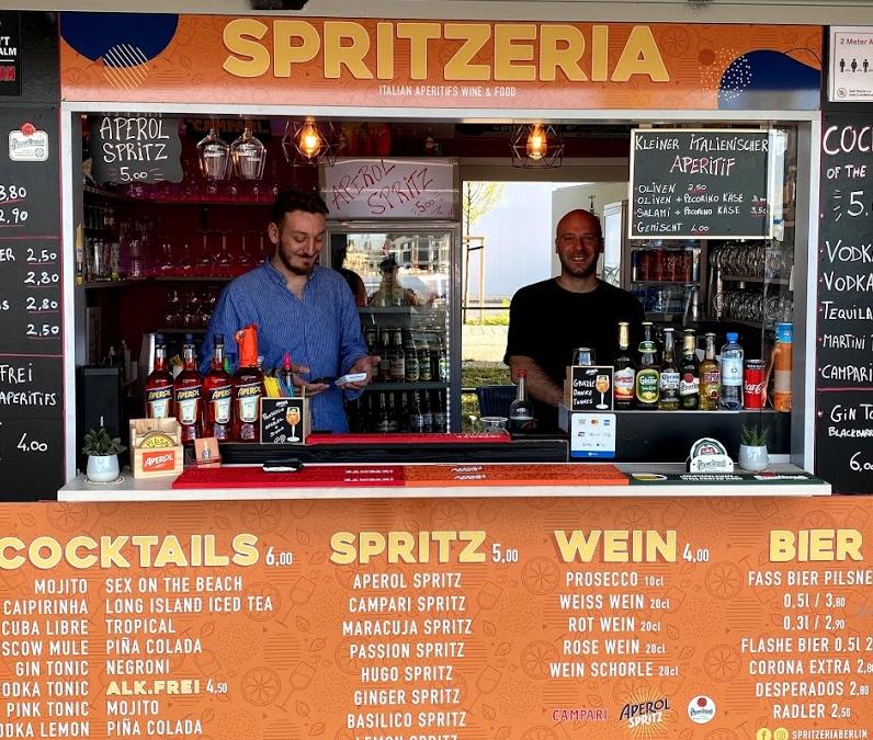 SPRITZERIA BERLIN