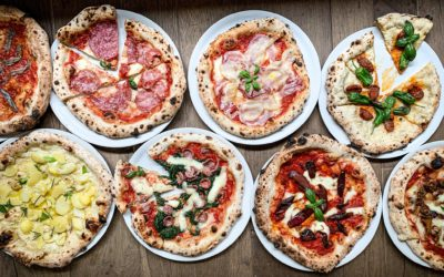 The most beloved pizza in Germany