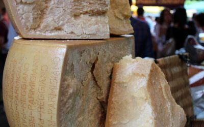 Grana Padano and Parmigiano Reggiano: two different twins
