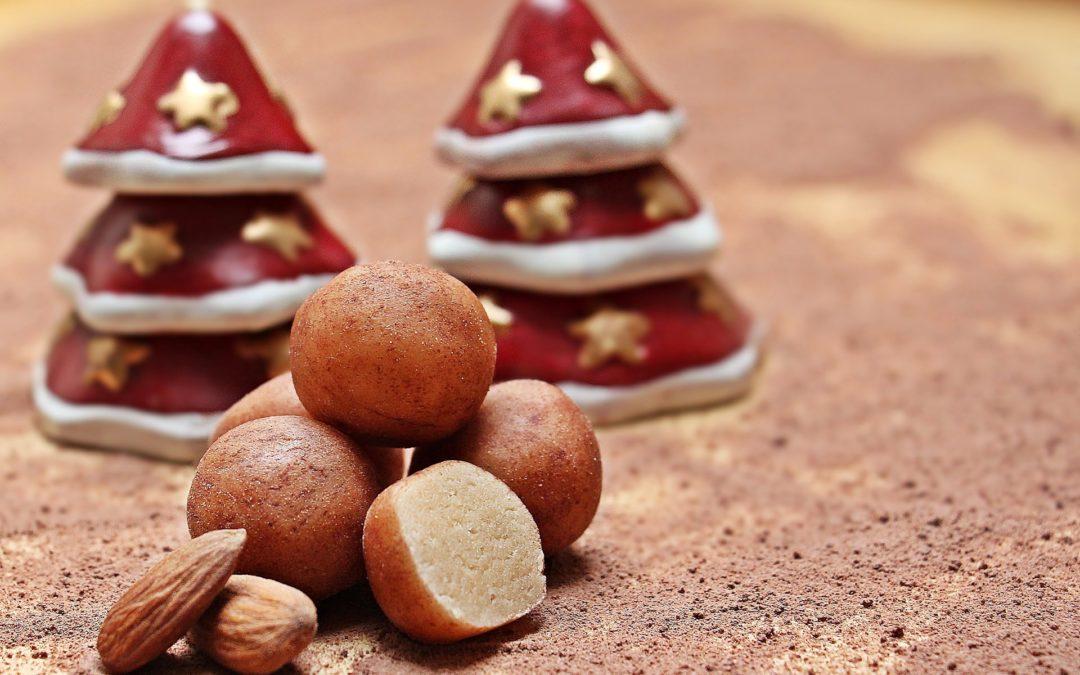 Marzipan, a very ancient sweet tradition