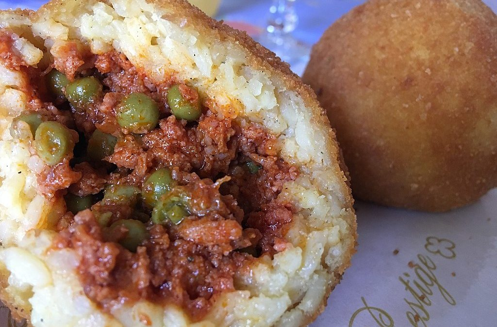 Arancini or arancina? No matter what, Italy celebrates them on 13th of December