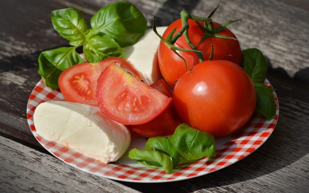 Caprese, one name three different delicacies