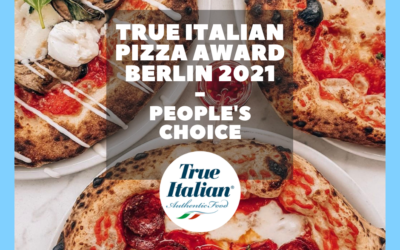 True Italian Pizza Award Berlin 2021 – People's choice: the 64 most voted pizzerias
