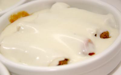 Besciamella, the base of some amazing recipes
