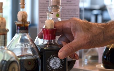 Italian balsamic vinegar, the quality seasoning