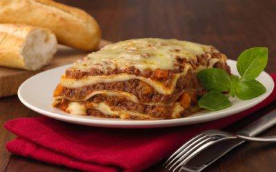 Lasagne, the most beloved Italian first course