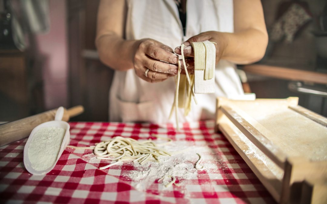"""La Mia Mamma"": Italian mums take turns cooking in London to impress with regional cuisine"