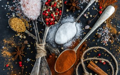 Italian spices, from the most common to the unknown treasures