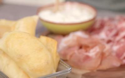 Emilia Romagna's best treat: gnocco fritto