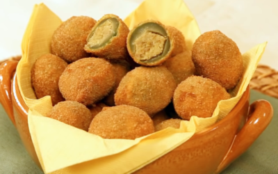 Delicious and irresistible: olive all'ascolana