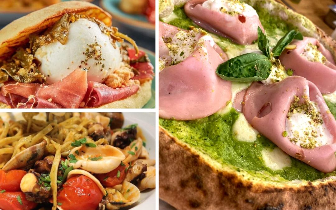Italian food news of the week in Berlin: a Wolt discount code and Easter delicacies
