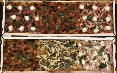 Pizza al metro, porchetta, nuove gelaterie… Tutte le news del cibo italiano a Berlino di questa settimana