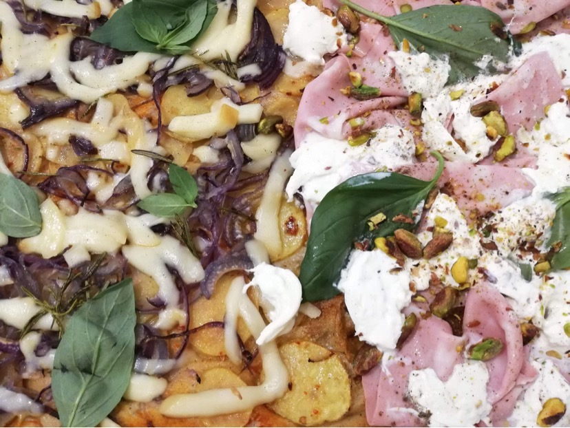 1 meter pizza, porchetta, new ice cream shops…The Italian food news of the week in Berlin