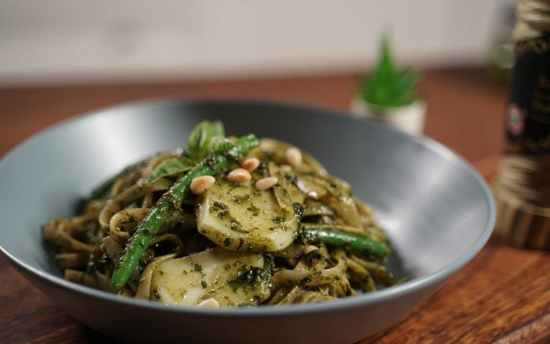Spaghetti vs. Linguine: 2 winners in Italian cuisine