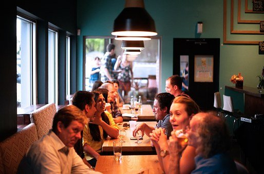 It's time to celebrate again: Restaurants and bars are opening their indoor areas