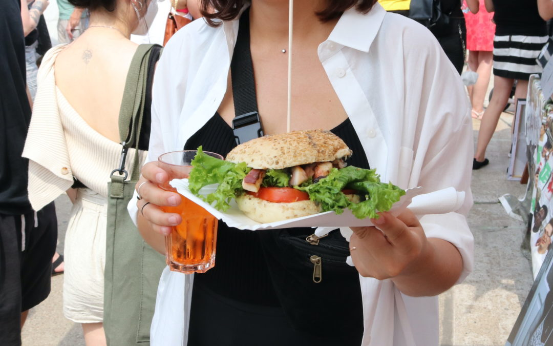 The Italian Street Food Festival was a blast, but there's more! Keep reading to discover all the food news of the week