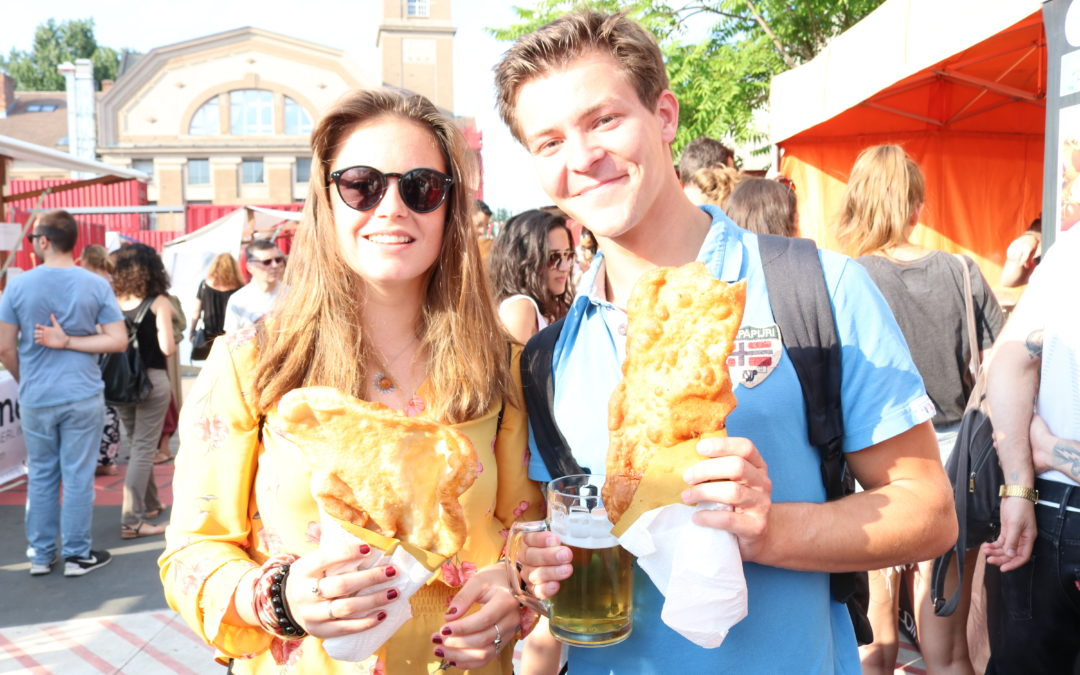 10 delightful Italian street food specialities you can find at our Italian Street Food Festival 2021