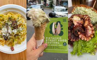 From Sicily to Iran: 10 tasty pistachio specialities you can find at our Pistachio Street Food Festival in Berlin