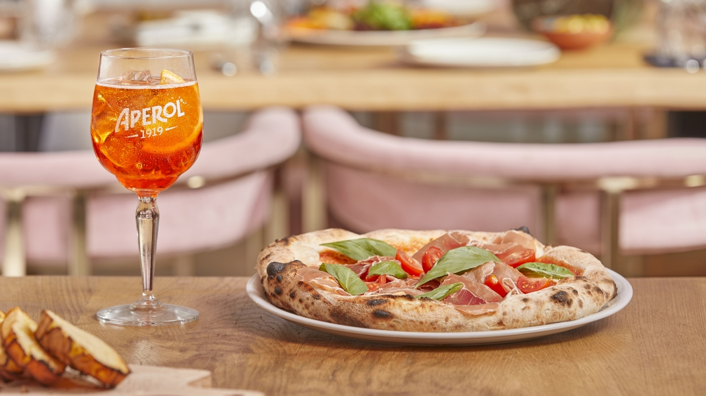 True Italian Pizza Week 2021: for one week Pizza+ Spritz 12€ in 21 of the best pizzerias of Cologne